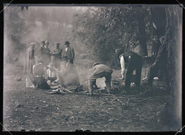 Men in Camp