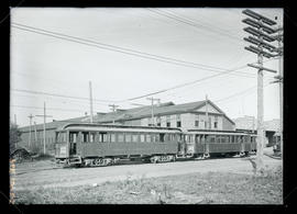 St. Johns street cars