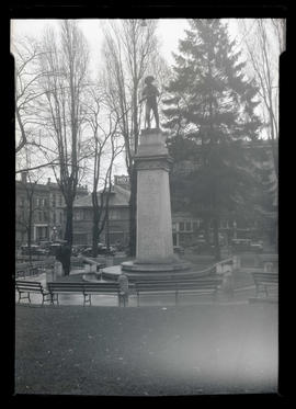 Spanish-American War memorial in Portland
