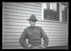 Unidentified member of Oregon National Guard