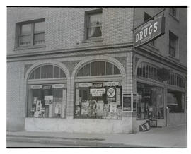St. Francis Drugs, Southwest 11th Avenue and Southwest Main Street, Portland