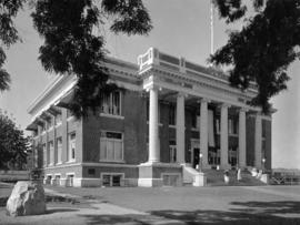 University of Oregon Administration Building, Eugene, Oregon, circa 1907