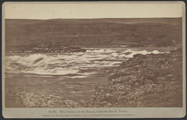 """B139. The Passage of The Dalles, Columbia River, Oregon."""