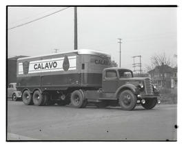 Calavo Growers of California truck