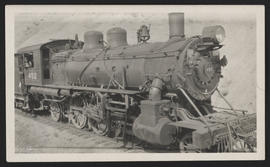 SP&S Locomotive
