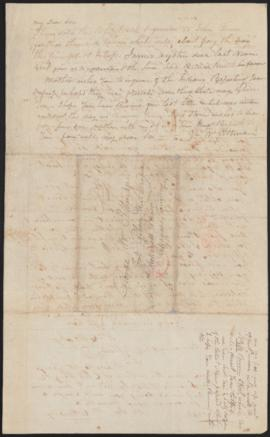 Letters to George Washington Pittman, 1834