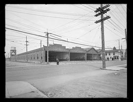 Piedmont car barns at North Killingsworth Street and North Mississippi Avenue