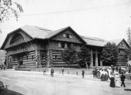 Forestry Building, Lewis and Clark Centennial Exposition, 1905
