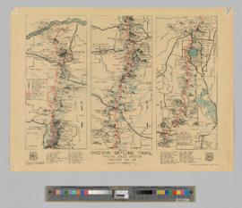 Oregon Skyline Trail : Pacific Crest system, 1936