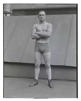 Herman Olson, wrestler