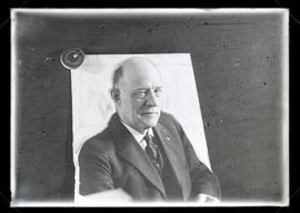 Photograph of W. H. Strayer