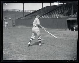 Mitchell, baseball player for Los Angeles