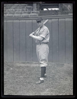 Penebsky, baseball player for Seals