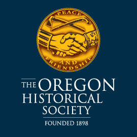 Go to Oregon Historical Society. Library