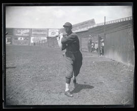 Joe Bartcher, baseball player for Oakland