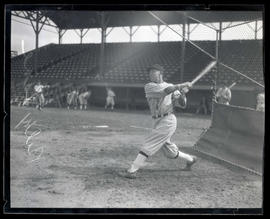 Billy Lane, baseball player for Seattle