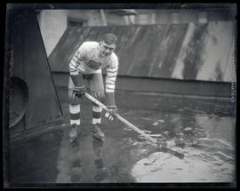 Bert? Cairns, hockey player for Union Pacific