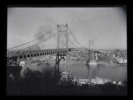 St. Johns Bridge, Portland, Oregon