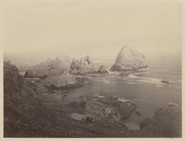 Sugar Loaf Islands, Farallons. (Mammoth 462)