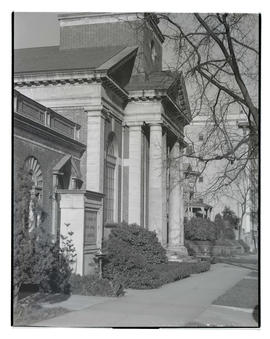 First Unitarian Church, Portland
