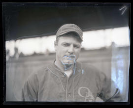 Arlett, baseball player for Oakland