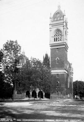First Congregational Church, Portland, Oregon