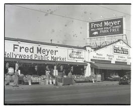 Fred Meyer Hollywood Public Market store, 41st and Sandy, Portland