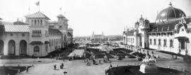 Columbia Court, Lewis and Clark Centennial Exposition, 1905