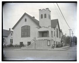 Beech Street Swedish Methodist Episcopal Church, Portland