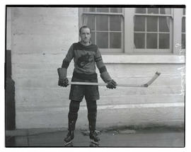 Hickey Ritz, hockey player