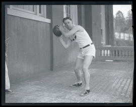 Brown, basketball player for Multnomah Amateur Athletic Club