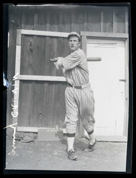 Jimmy Cronin, baseball player for Portland