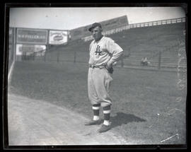 J. O. Crandall, baseball player for Los Angeles