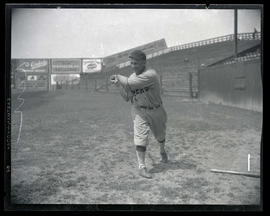 Kerr, baseball player for San Francisco