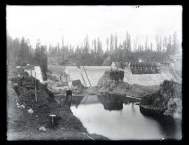 River Mill Dam, last unit