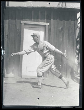 Bill Posedel, baseball player