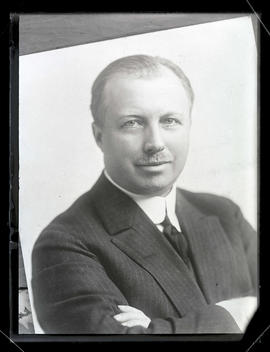 Photograph of Ira Powers Jr.