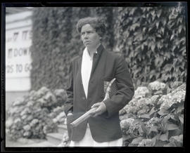 Marjorie Leeming, tennis player