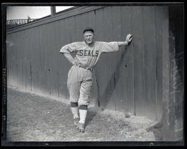 Kilduff, baseball player for San Francisco