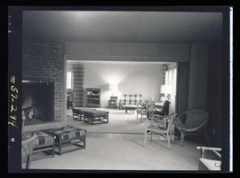 Timothy Lake, interior of Portland General Electric lodge