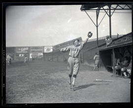 Mulligan, baseball player for Seals