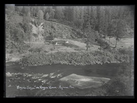 Boyd's Lodge on Rogue River - Agness, Ore.