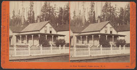 """At Port Blakeley, Puget Sound, W. T."" (Stereograph 5242)"