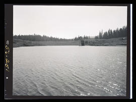 Timothy Lake, dam structure