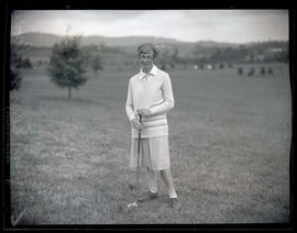 Eleanor Brodie, golfer