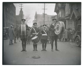 American Legion? drum and bugle corps