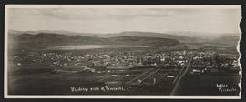 Bird's Eye View of Prineville, Oregon
