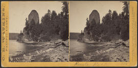 """Rooster Rock."" (Stereograph 1228)"