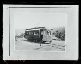 Willamette Falls Railway car #102