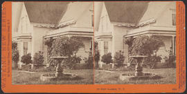 """At Port Gamble, W. T."" (Stereograph 5254)"